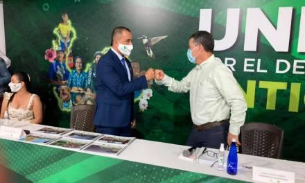 Yondó asiste a la jornada de acuerdos municipales