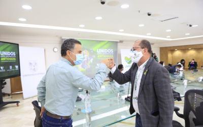 San Luis finalizó la jornada de acuerdos municipales con 49 proyectos