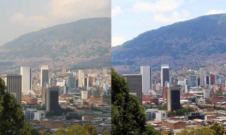 Pico y Placa ambiental en el área metropolitana