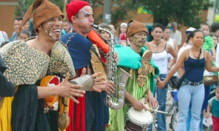 En la comuna 13 comenzó el Festival de Teatro Callejero Virtual