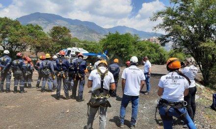 El Dagran capacitó a bomberos de 10 municipios