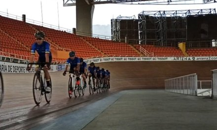 Se llevó a cabo la última fase del PAD de ciclismo en pista