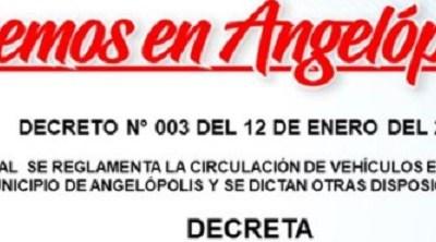 Reforma y circulación en Angelópolis