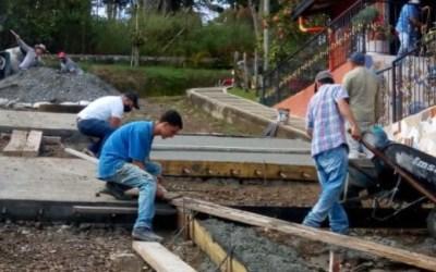Valparaíso transformación en las calles y viviendas