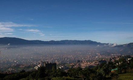 Calidad del aire en el área metropolitana