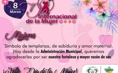 San Roque hace un reconocimiento a las mujeres del municipio