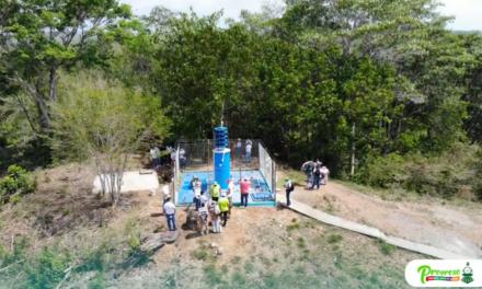 Puerto Murillo, primer corregimiento en tener agua potable en Puerto Berrío