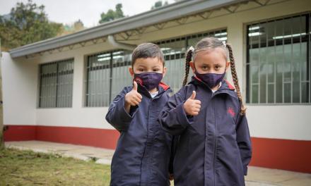 Antioquia comenzará a generar estrategias para que regresen 20.000 estudiantes a las aulas educativas