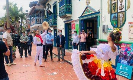 El Viceministro de Turismo visitó al Oriente antioqueño para fortalecer el sector