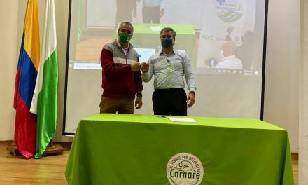 Se firma convenio en el Oriente para fortalecer los negocios verdes del territorio