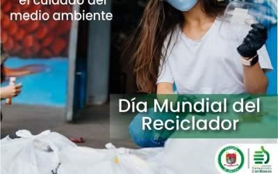Segovia hace un reconocimiento al día mundial del reciclador