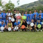 No para el deporte en Titiribí