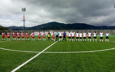 Sigue la Liga Antioqueña de fútbol en el norte y suroeste