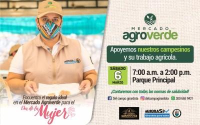 Mercado Agroverde continúa en Girardota