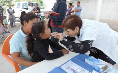 Jornadas de salud en San Jerónimo