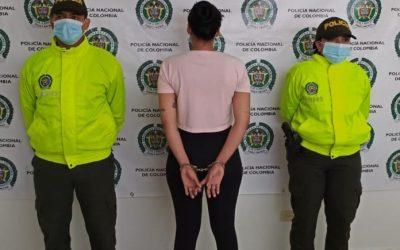 """Fue capturada alias """"Meli"""" la líder del proxenetismo en el Oriente"""