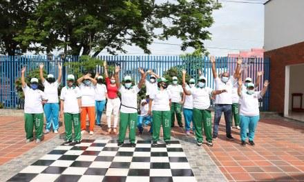 Puerto Berrío fortalece a la población de los adultos mayores