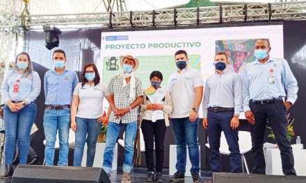 58 familias reciben el certificado SIRA en Briceño, Antioquia