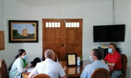 Alianza entre Gómez-Plata y Carolina forja importantes proyectos