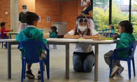 Comenzaron las clases en alternancia en Toledo, Antioquia.