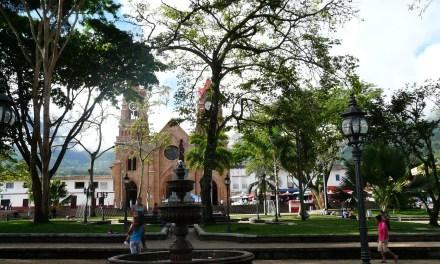 Progresos en Venecia, Antioquia