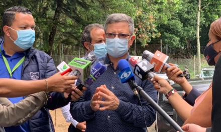 Gobernador (e) de Antioquia dio a conocer un balance del Plan de Vacunación Departamental
