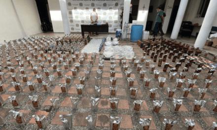 Incautaron más de 150 botellas de licor adulterado en Marinilla