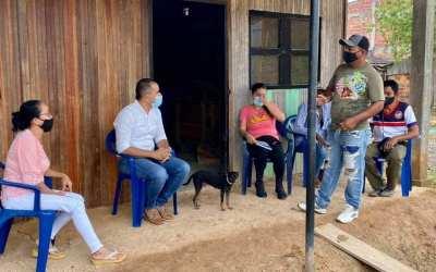 La alcaldía de Yondó escucha a la comunidad
