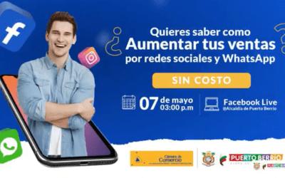 Puerto Berrío fortalecerá el comercio a través de las redes sociales