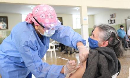 La Ceja abrió un nuevo punto de vacunación