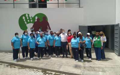 Se entregó el Centro Vida para los adultos mayores de Ciudad Bolívar