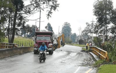 En Rionegro se anunció el mejoramiento de la vía El Tranvía