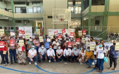 100 familias de Puerto Berrío son propietarios legales