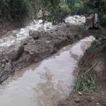 Invierno genera desastres en San Jerónimo