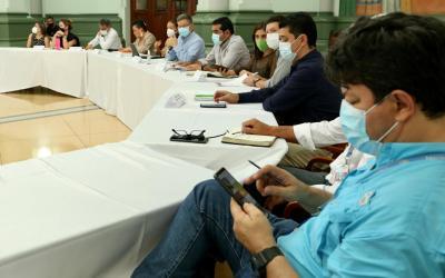 En Antioquia se realizó el diálogo por la vida con diferentes poblaciones