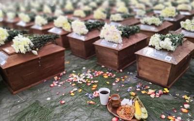 Jornadas para la reparación de las Víctimas en Peque