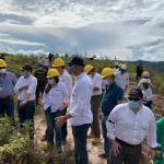 Gramalote, es el proyecto de explotación de oro más grande del país y ahora recibe respaldo de la autoridad nacional, departamental y local