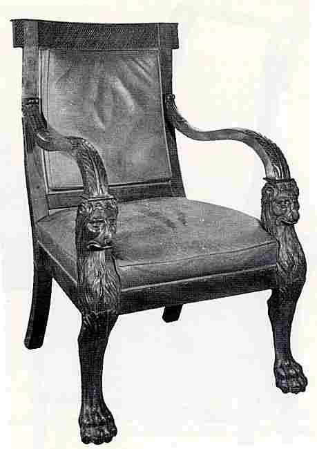 Les Siges De Louis XVI Modern Style En Images Meubles