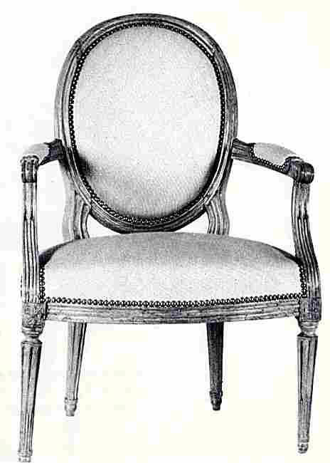 les sieges de louis xvi a modern style en images meubles anciens valeur refuge