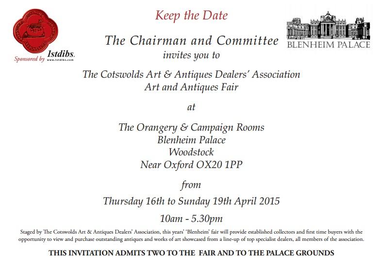 CADA Fair Invitation