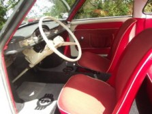 A 1963 Glas Goggomobile TS250 coupe, in restored condition £10,000 - 12,000 at Charterhouse - 2