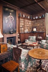 The Library Torridon House