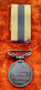 George Gill West's Distinguished Conduct Medal