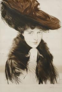portrait of Nancy Beatrice Borwick