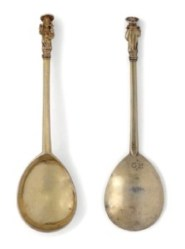 A Henry VIII silver-gilt Apostle spoon