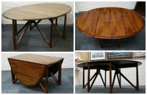 Kurt Ostervig table for Jason Mobler