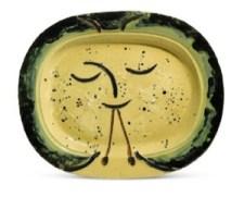 Picasso ceramic