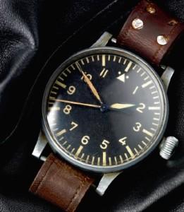 A vintage watch