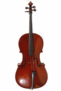 French Mirecourt cello