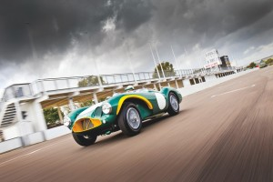 Aston Martin Works team car DB3S/5